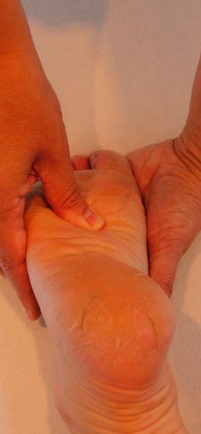 Voeten massage Praktijk Shufu
